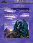 Issue: Sabledrake Magazine (Issue 24 - Nov 2003)