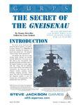 RPG Item: GURPS WWII: The Secret of the Gneisenau