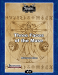 RPG Item: B18: Three Faces of the Muse