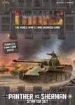 Board Game: Tanks: Panther vs Sherman