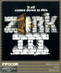 Video Game: Zork III: The Dungeon Master