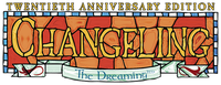 Series: Changeling: The Dreaming Twentieth Anniversary Edition