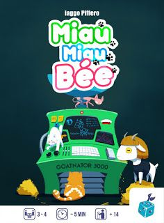 Board Game: Miau Miau Bée