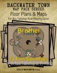 RPG Item: Backwater Town: Brothel