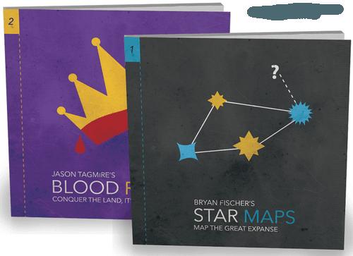 Board Game: Star Maps