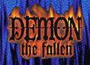 RPG: Demon: The Fallen