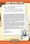 RPG Item: Threat Report #10: Pulse