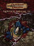 RPG Item: Monster Manual IV