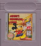 Video Game: Mickey's Dangerous Chase