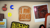 Video Game: I am Bread