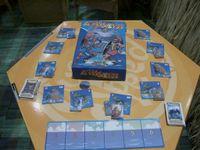 Board Game: Atlas & Zeus