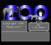 Video Game: Zoo