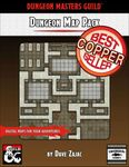 RPG Item: Dungeon Map Pack
