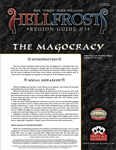 RPG Item: Hellfrost Region Guide #03: The Magocracy