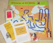 Board Game: Journeys of St. Paul