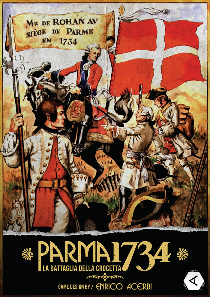 Parma 1734