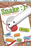 Video Game: Snake :) A Sock Puppet's Adventure