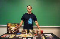 Board Game Designer: Hassan Lopez
