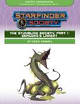 RPG Item: Starfinder Society Season 2-06: The Stumbling Society, Part 1: Sangoro's Lament