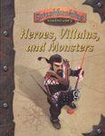 RPG Item: Heroes, Villains, and Monsters