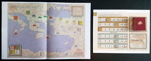 Board Game: Constantinople