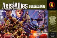 Board Game: Axis & Allies:  Guadalcanal