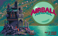 Video Game: Airball