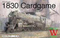 Board Game: 1830 Cardgame