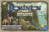 Board Game: Dominion: Update Pack