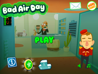 Video Game: Bad Air Day