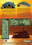 Board Game: Age of Steam Expansion: Mississippi Steamboats / Golden Spike