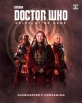 RPG Item: Doctor Who Roleplaying Game Gamemaster's Companion