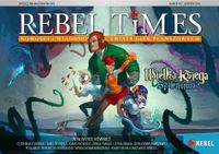 Issue: Rebel Times (Issue 107 - Aug 2016)