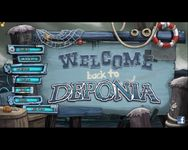 Video Game: Chaos on Deponia