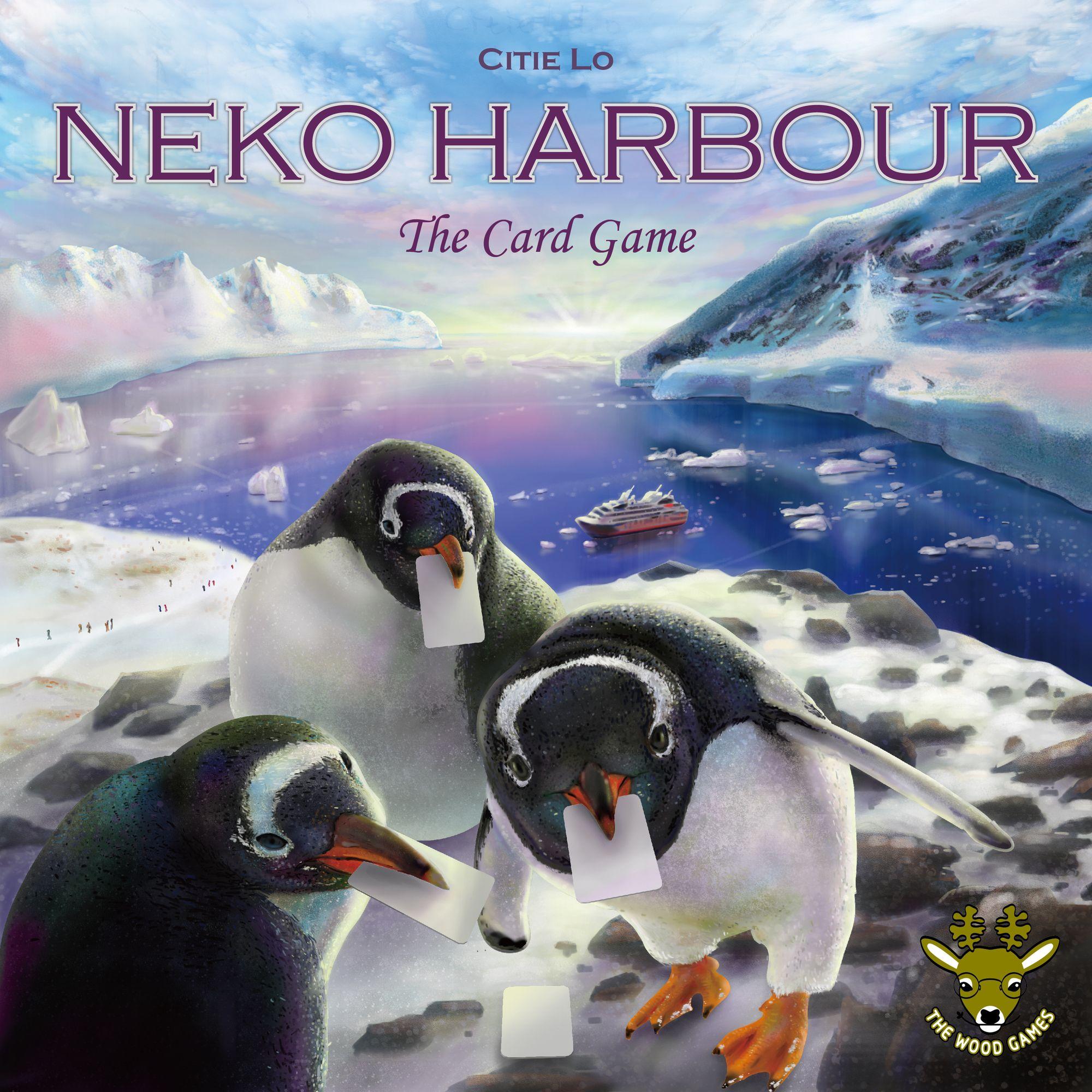 Neko Harbour: The Card Game