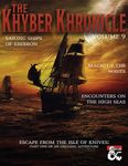 Issue: The Khyber Khronicle Volume 09