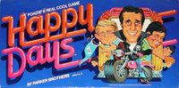 Board Game: Happy Days