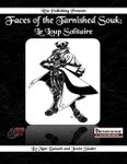 RPG Item: Faces of the Tarnished Souk: Le Loup Solitaire