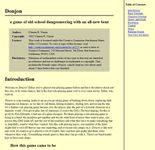 RPG Item: Donjon (2002)