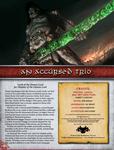 RPG Item: An Accursed Trio