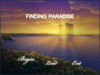 Video Game: Finding Paradise