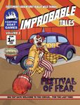RPG Item: Improbable Tales Volume 2, Issue 1: Festival of Fear (Savage Worlds)