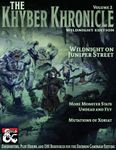 Issue: The Khyber Khronicle Volume 02