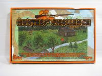 Board Game: The Hunters Challenge