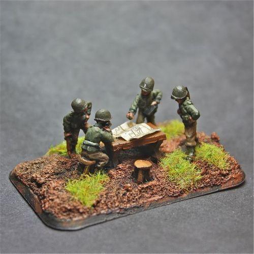 Board Game: Flames of War: The World War II Miniatures Game