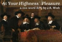 RPG: At Your Highness' Pleasure