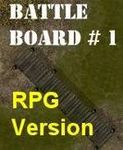RPG Item: Battle Board #1: The Gate of the Swamp