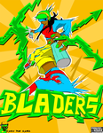 RPG Item: Bladers