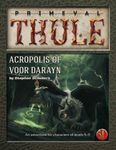 RPG Item: Acropolis of Voor Darayn (5E)