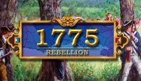 Video Game: 1775: Rebellion